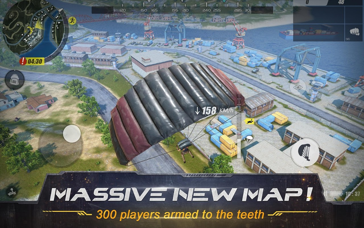 Android RULES OF SURVIVAL Screen 6