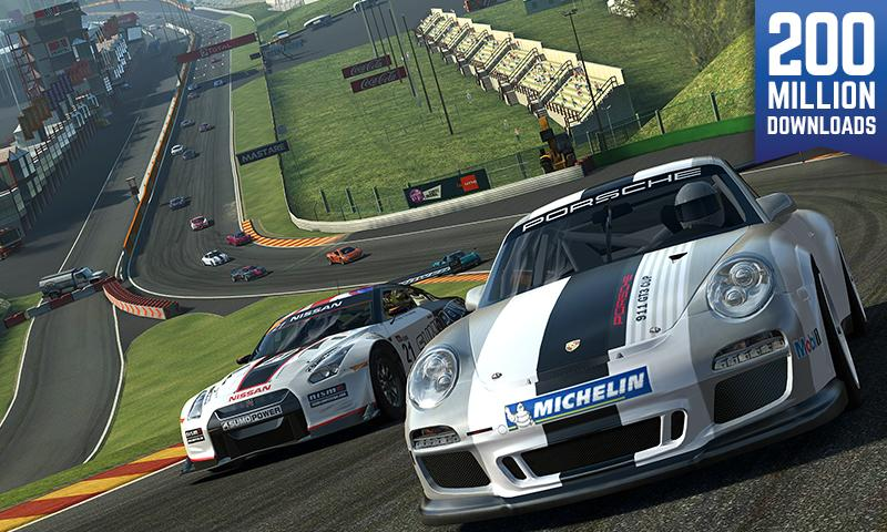 Android Real Racing 3 Screen 2