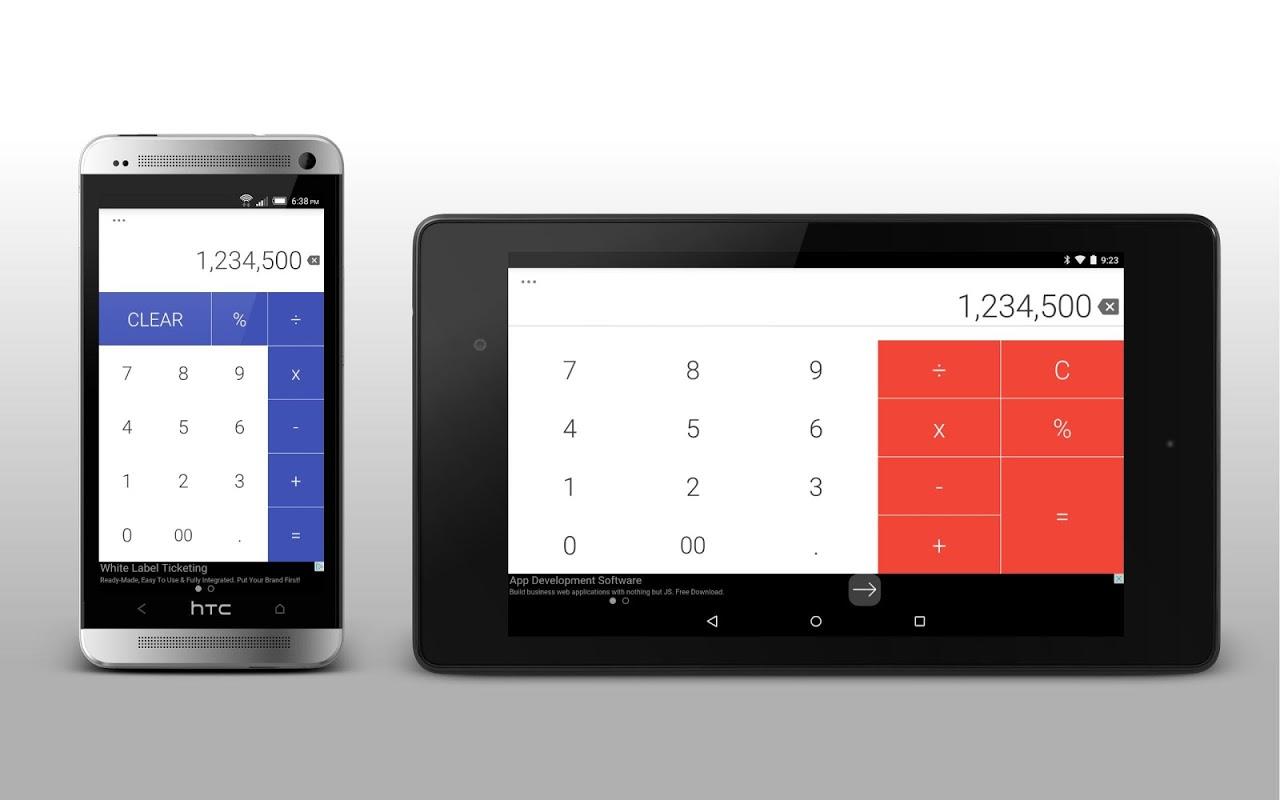 Calculator 1.10.9 Screen 7