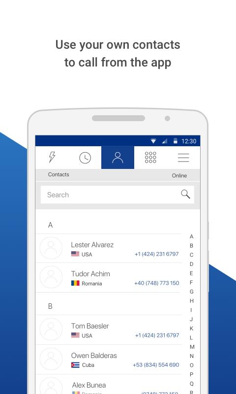 KeepCalling – Best Calling App 3.5.2 Screen 3