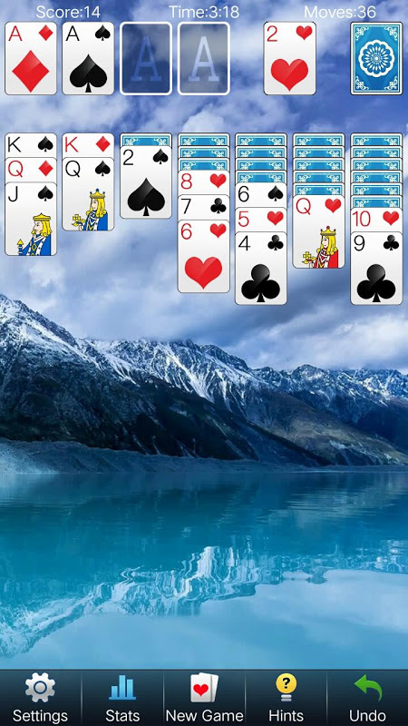 Solitaire Card Games 4.3.9 Screen 2