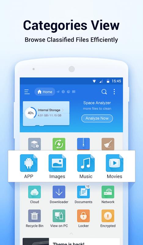 ES File Explorer/Manager PRO 4.1.8.4 Screen 2