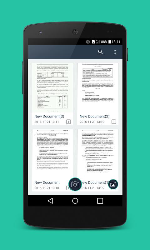 Simple Scan - PDF Scanner App 1.3.22 Screen 1