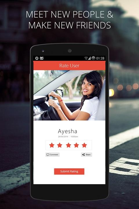 Zify - Safe & Flexible Carpool 4.0.4 Screen 5