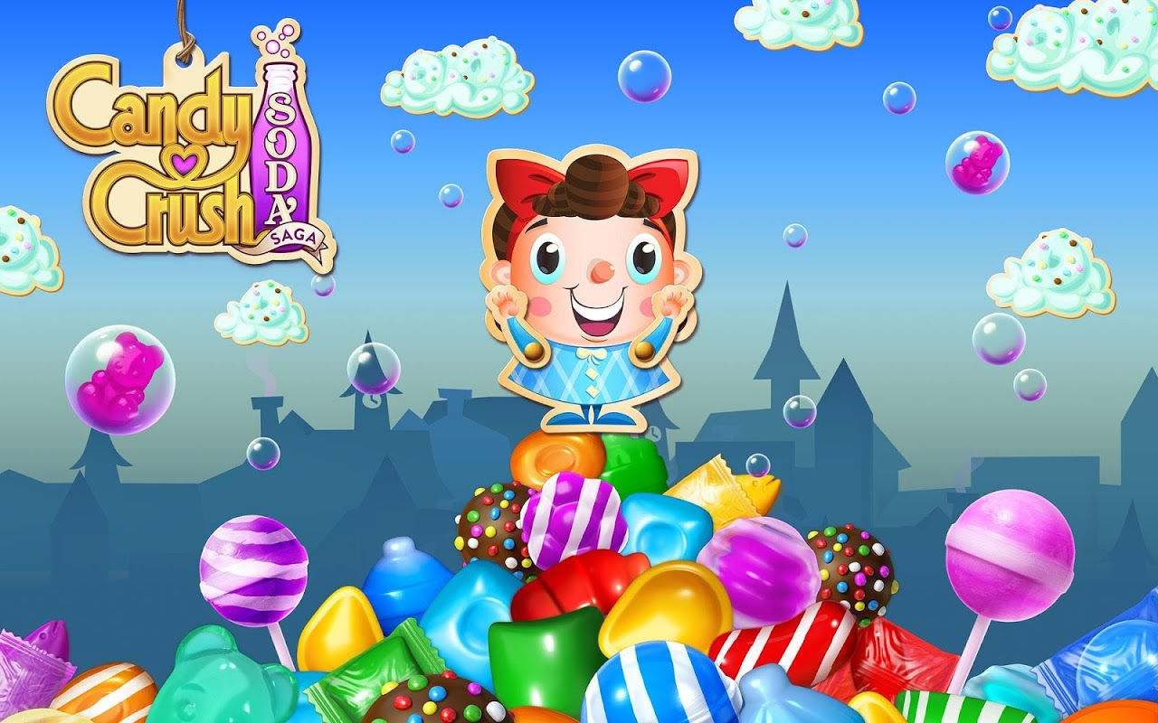 Android Candy Crush Soda Saga Screen 13