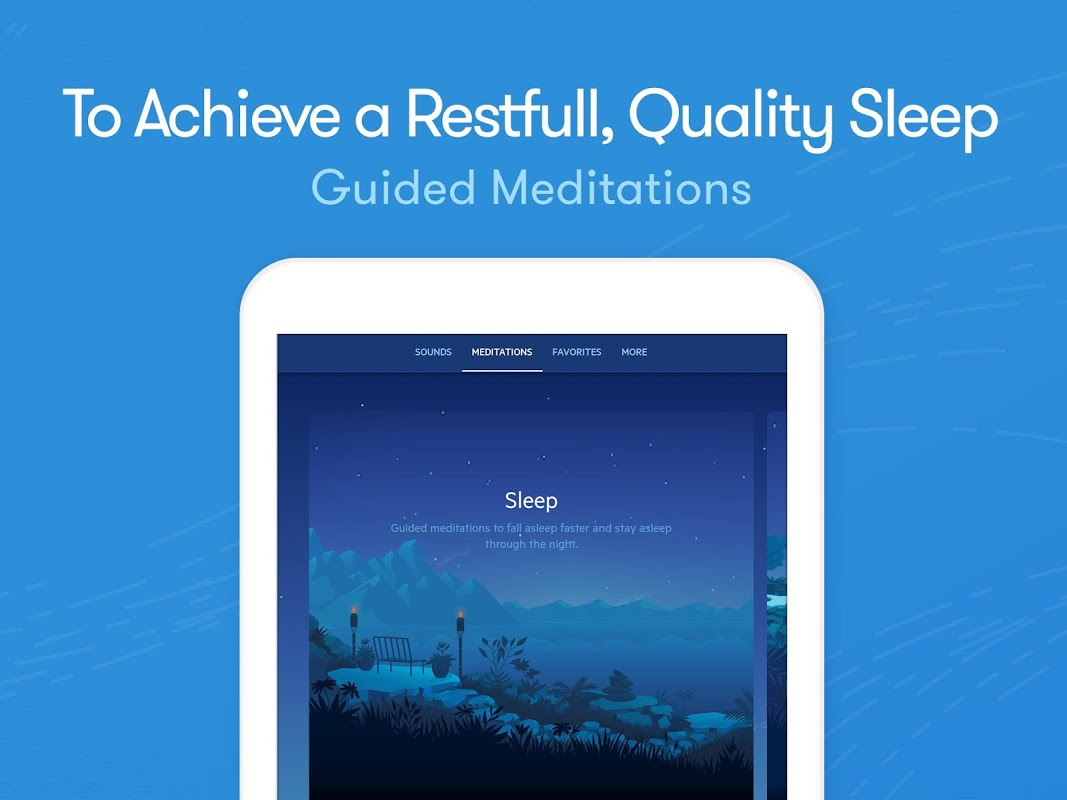 Android Relax Melodies: Sleep Sounds Screen 4