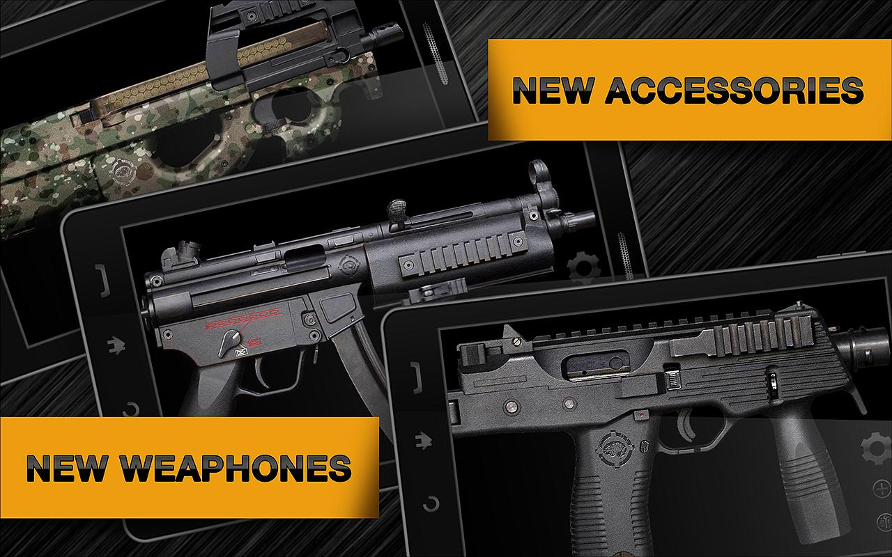 Android Weaphones™ Firearms Sim Vol 1 Screen 6