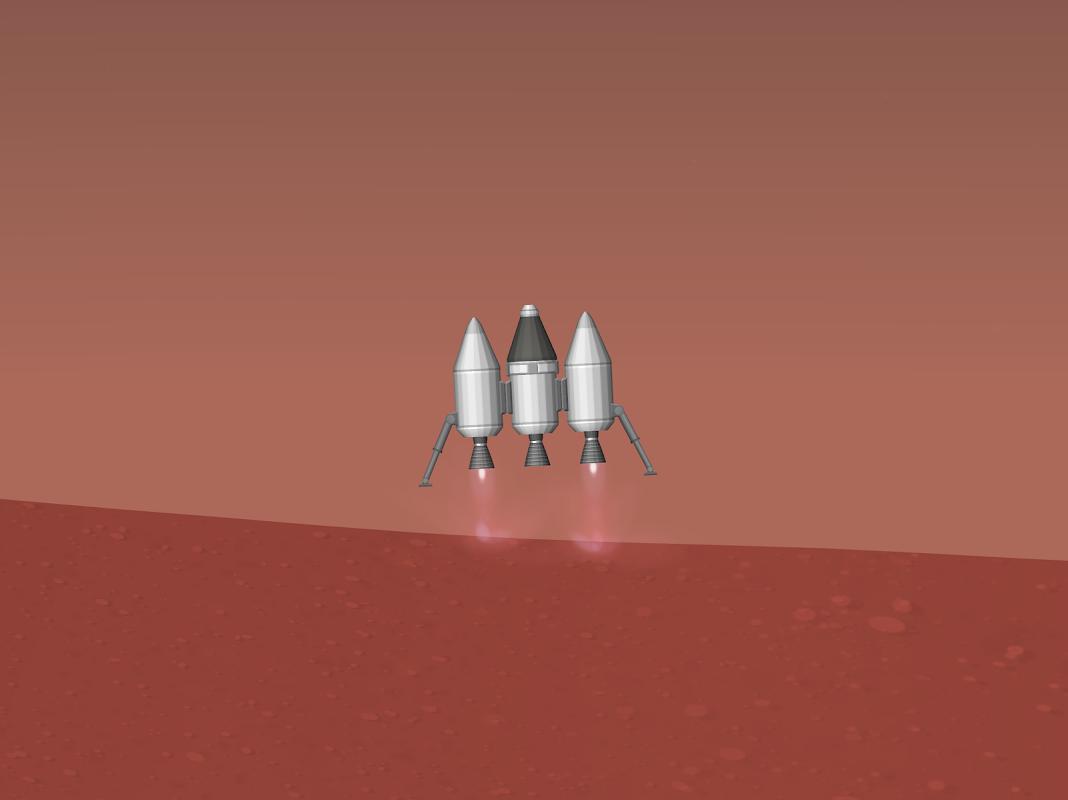 Android Spaceflight Simulator Screen 6