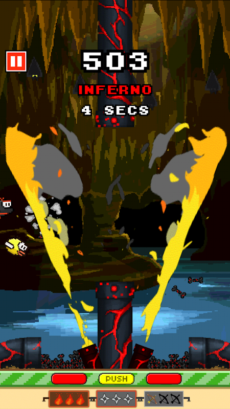 Android Flappy Crush Screen 3