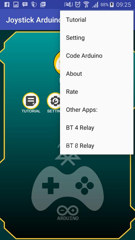 Joystick Arduino Bluetooth APKs | Android APK