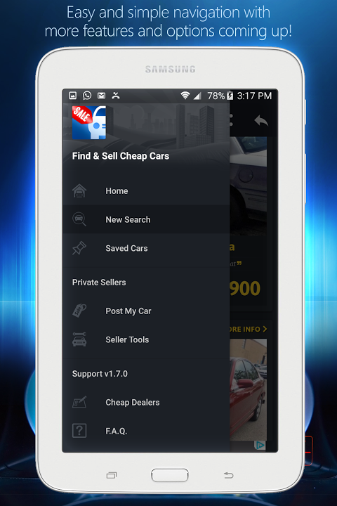 Android Cheap Cars For Sale - Autopten Screen 14