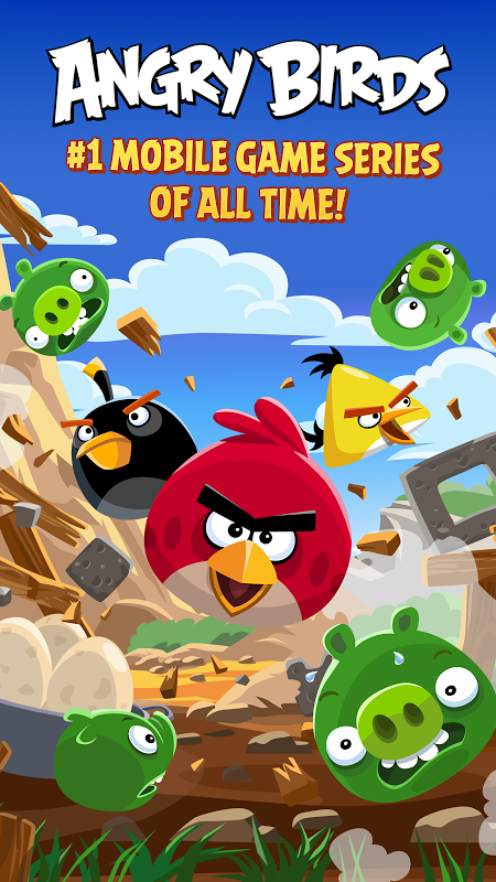 Android Angry Birds Screen 10