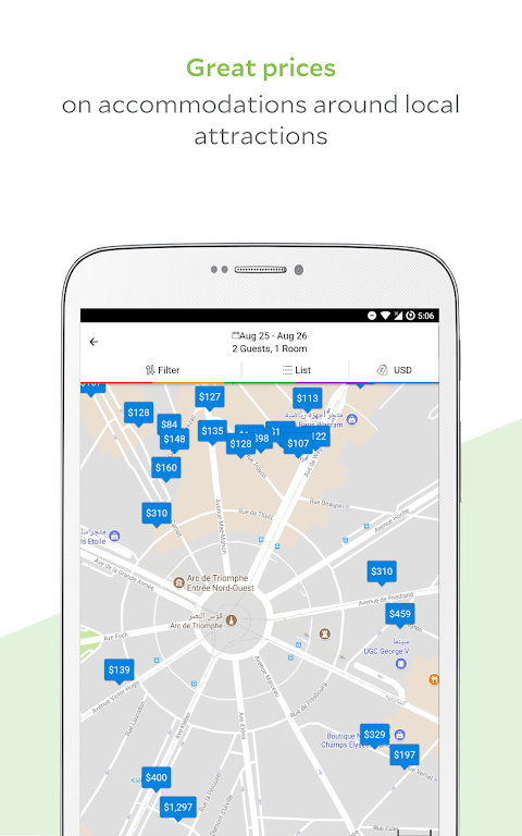 Android Agoda – Hotel Booking Deals Screen 12