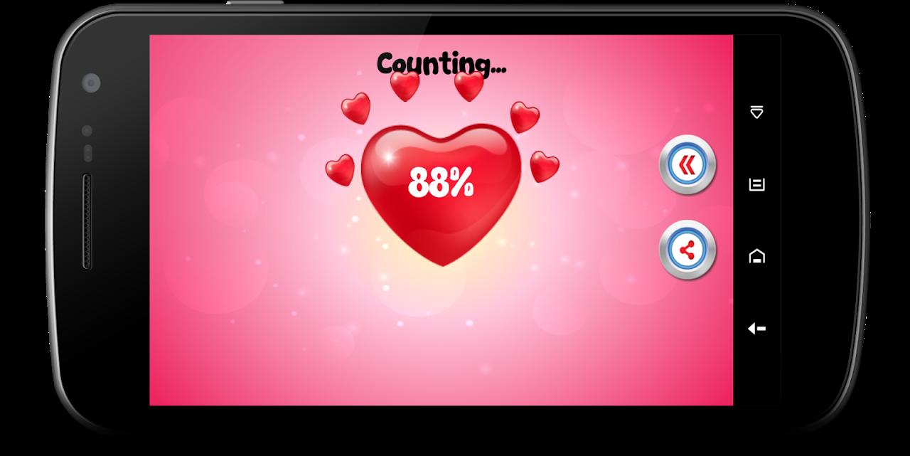 Fingerprint Love Scanner Prank 1.11.10FLTS Screen 2