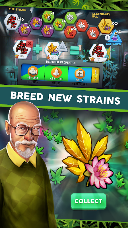 Android Hempire - Weed Growing Game Screen 7
