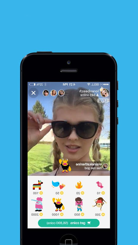 tips live.ly by musically 1.2 Screen 1