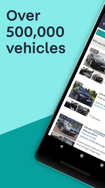 Android Auto Trader - Buy, sell and value new & used cars Screen 10