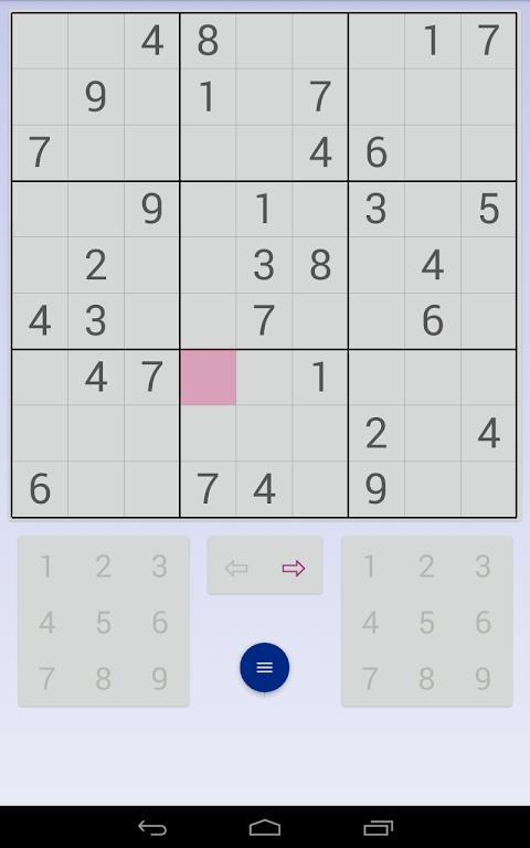 Sudoku: 3 in 1 1.7.3 Screen 13