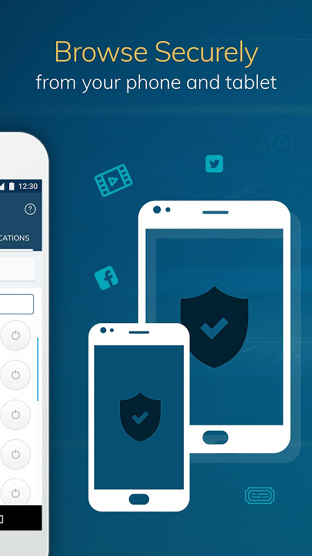 Android Ivacy VPN - Best Fast VPN Screen 2