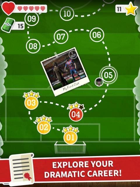 Android Score! Hero Screen 8