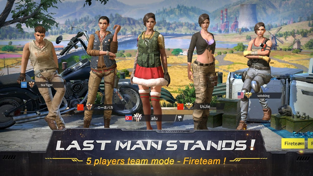 RULES OF SURVIVAL 1.161759.163098 Screen 1