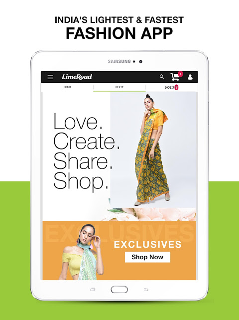 LimeRoad Online Shopping App 5.5.8 Screen 4