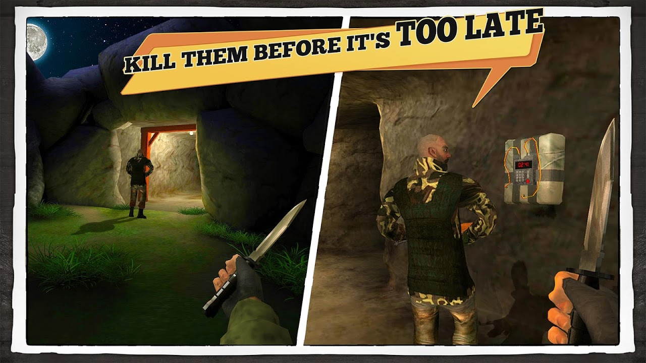 Android Yalghaar: Counter Terrorist Shoot - Free FPS Game Screen 4