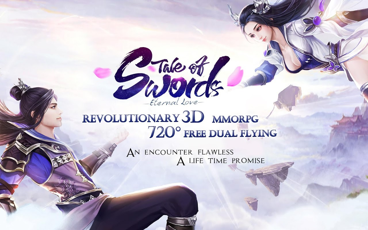 Android Tale of Swords: Eternal Love Screen 12