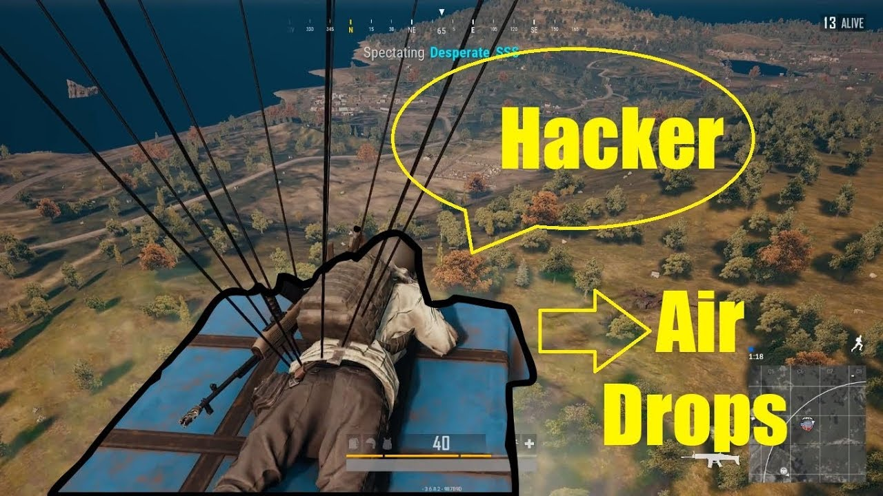 Cheats for PUBG APKs | Android APK