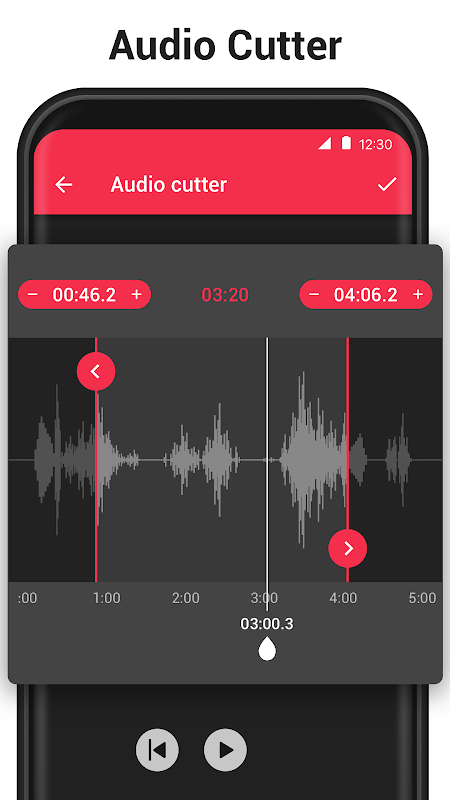 Video to MP3 Converter - mp3 cutter and merger 1.5.2 Screen 3