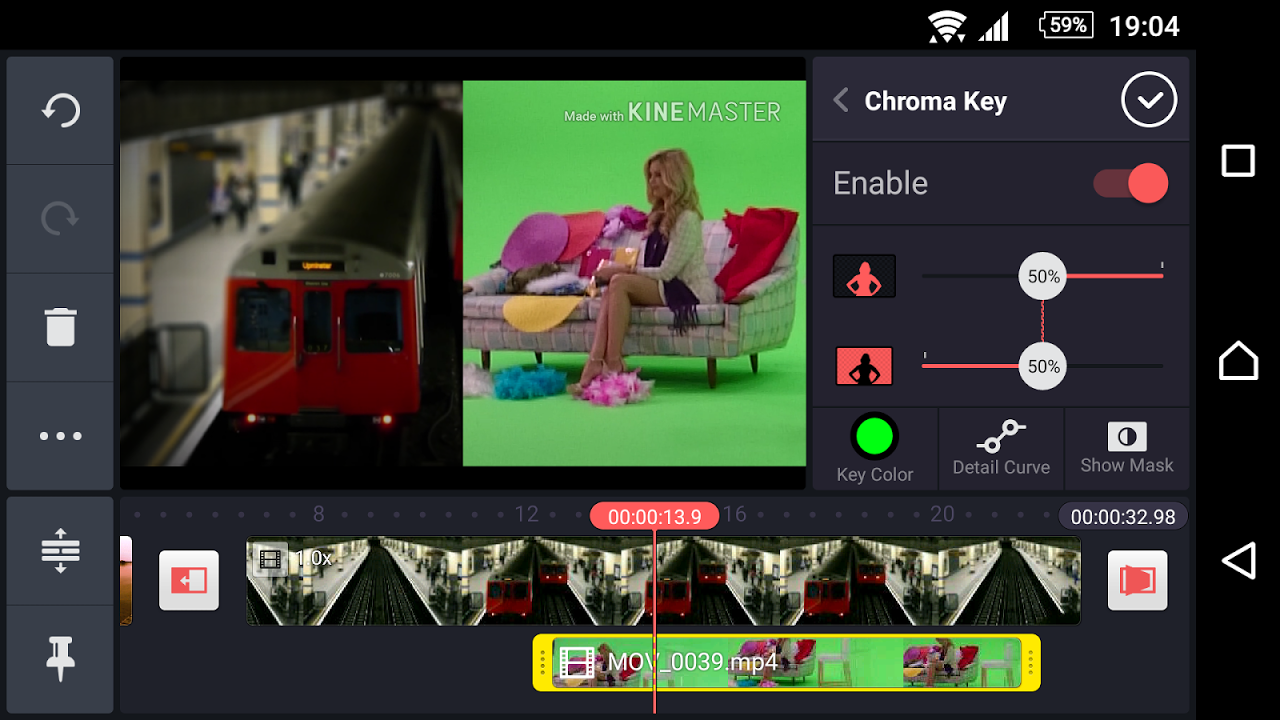Android KineMaster – Pro Video Editor Screen 7