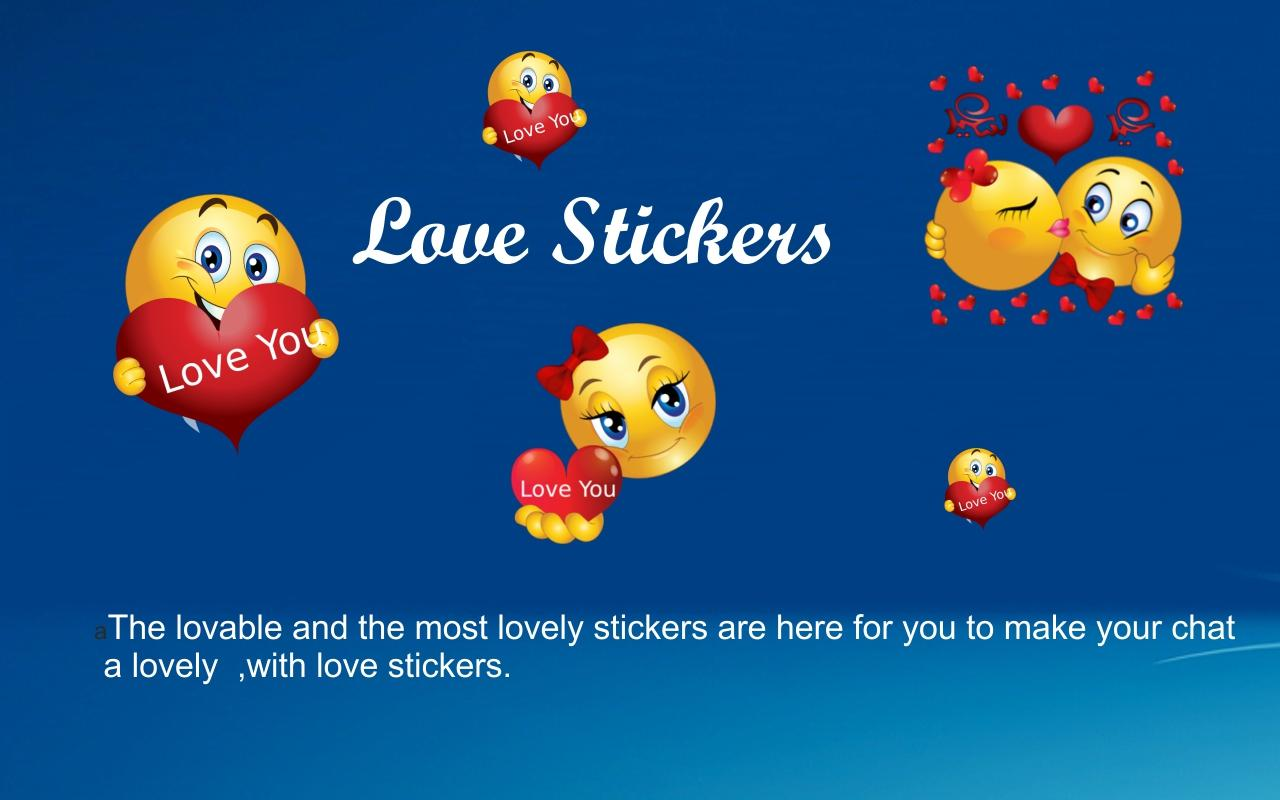 Love Stickers 1.9 Screen 5
