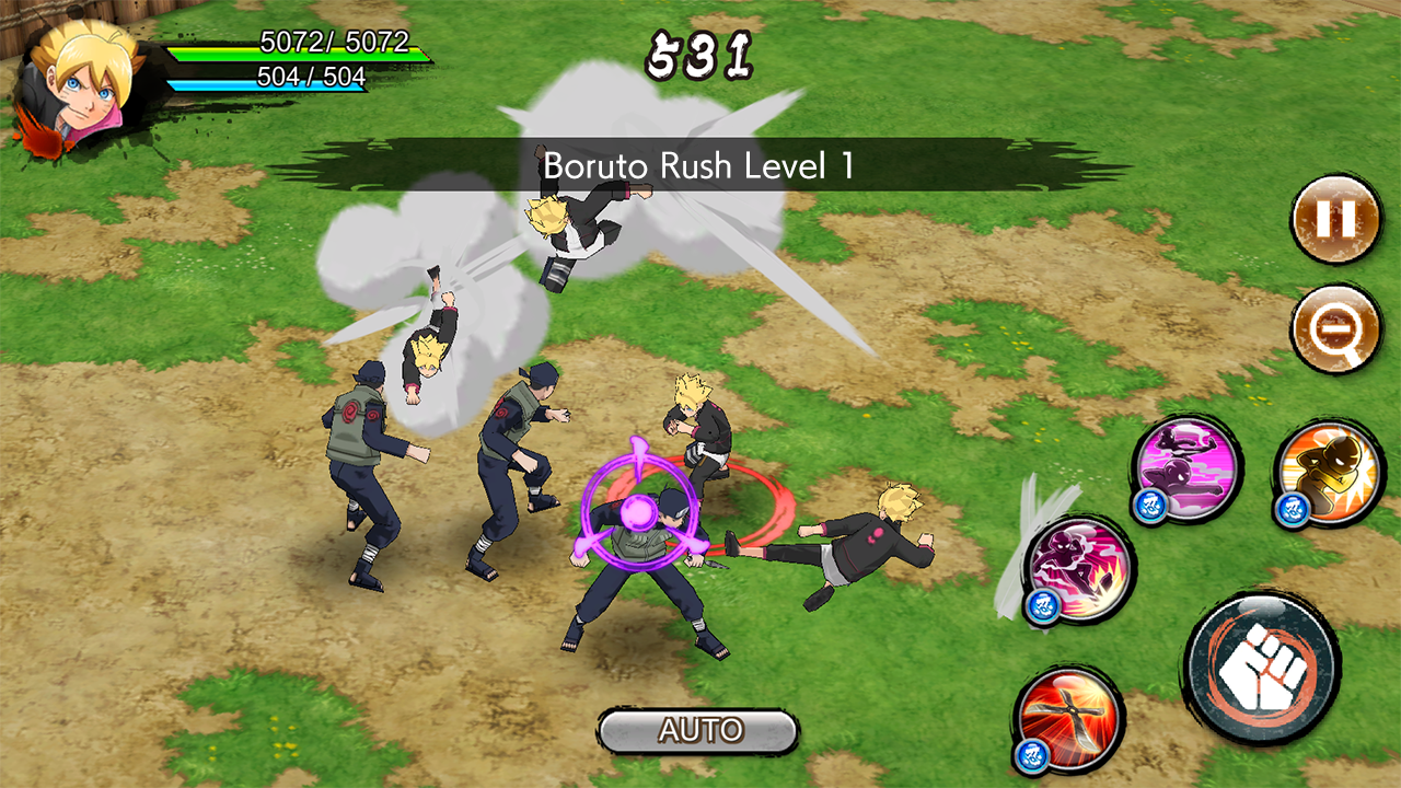 NARUTO X BORUTO NINJA VOLTAGE 1.0.4 Screen 3