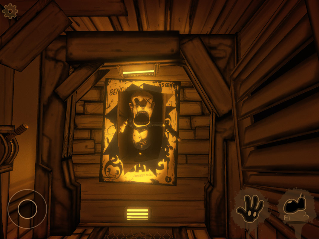 Android Bendy and the Ink Machine Screen 7