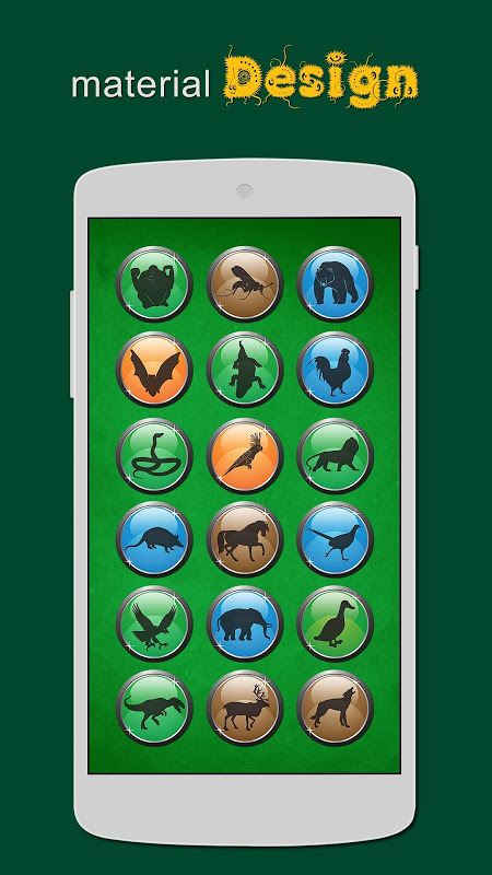 Android Animals ringtones Screen 4