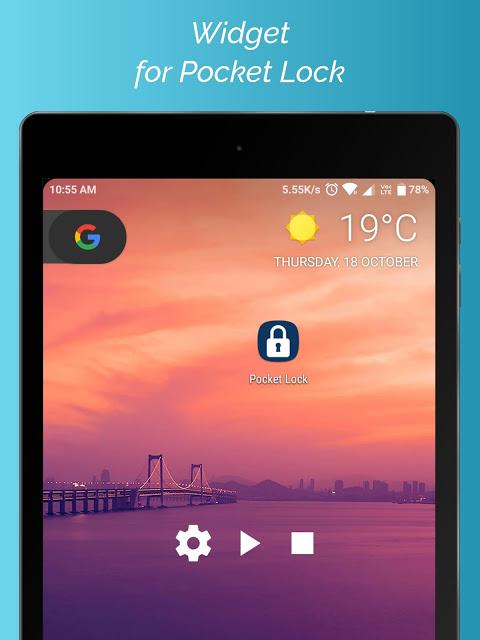 Pocket Sensor 1.29c Screen 4