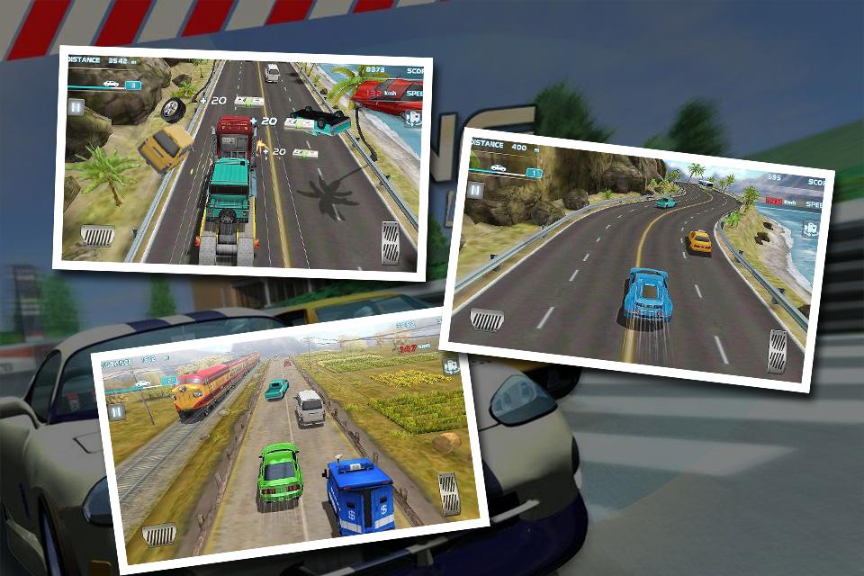 Turbo Car Traffic Racing 1.0 Screen 4