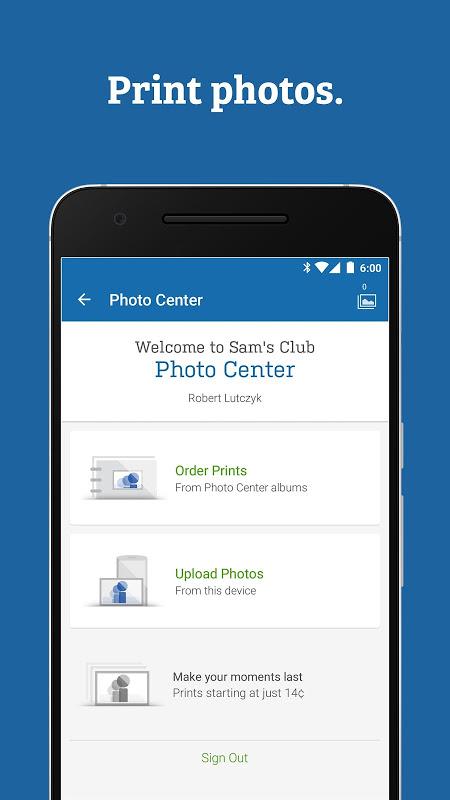 Sam's Club: Wholesale Shopping 5.12.1-(17.8.1) Screen 3