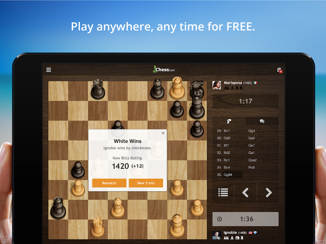 Chess - Play & Learn 3.8.1 Screen 5