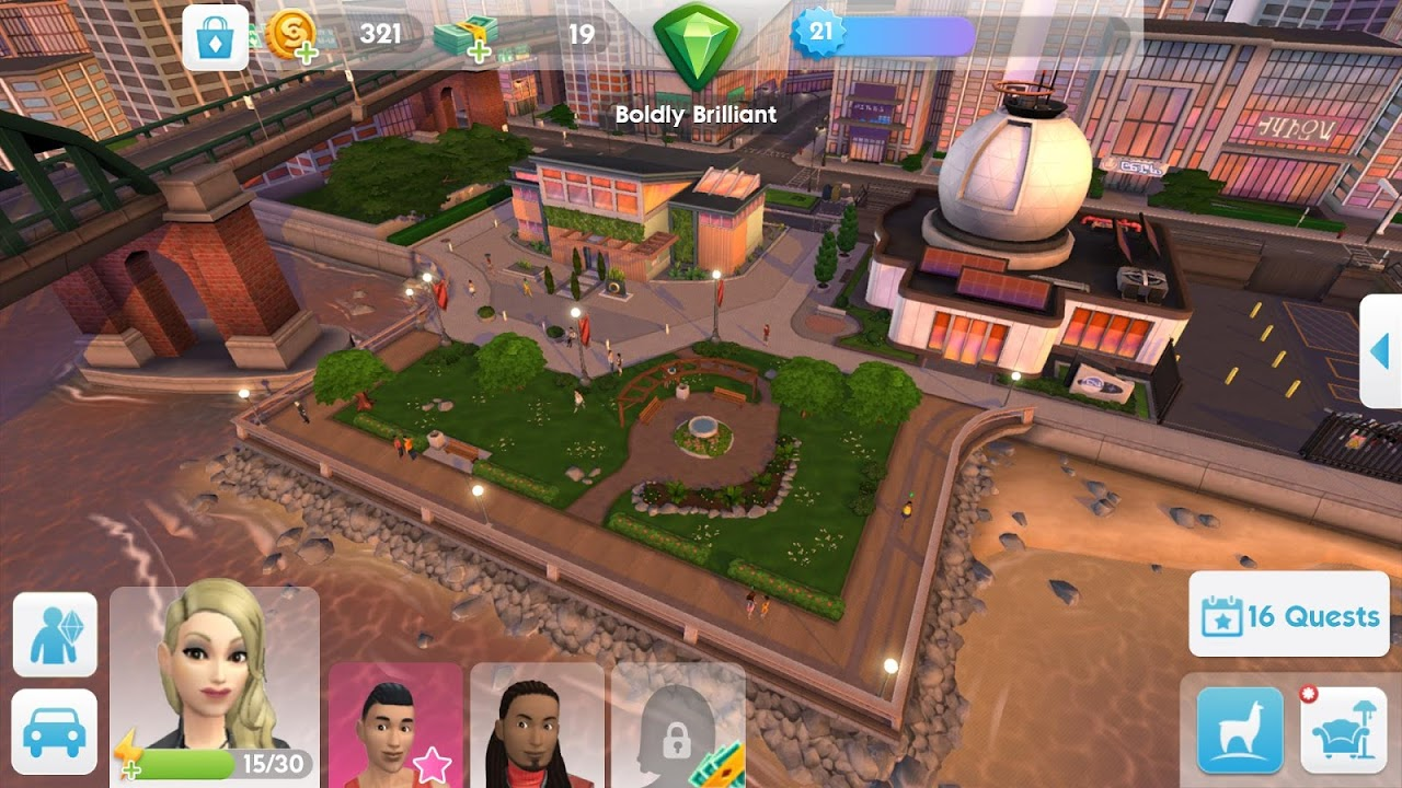 The Sims™ Mobile 12.3.0.208251 Screen 5