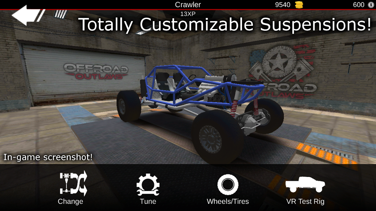 Offroad Outlaws 2.6.2 Screen 2