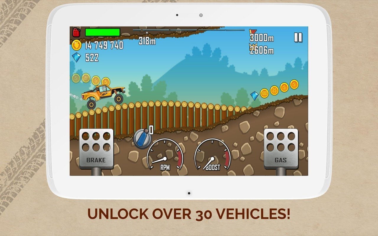 Hill Climb Racing 1.40.0 Screen 4