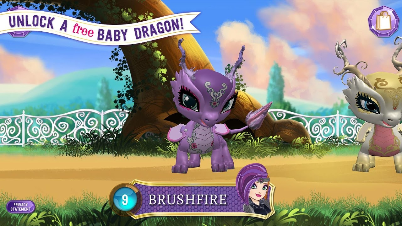 Ever After High™: Baby Dragons 1.7 Screen 13