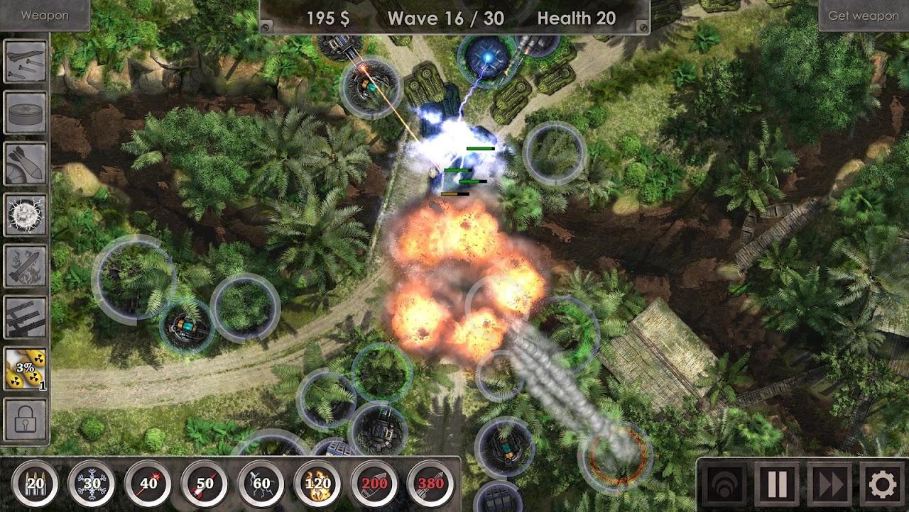 Defense Zone 3 HD 1.2.5 Screen 1