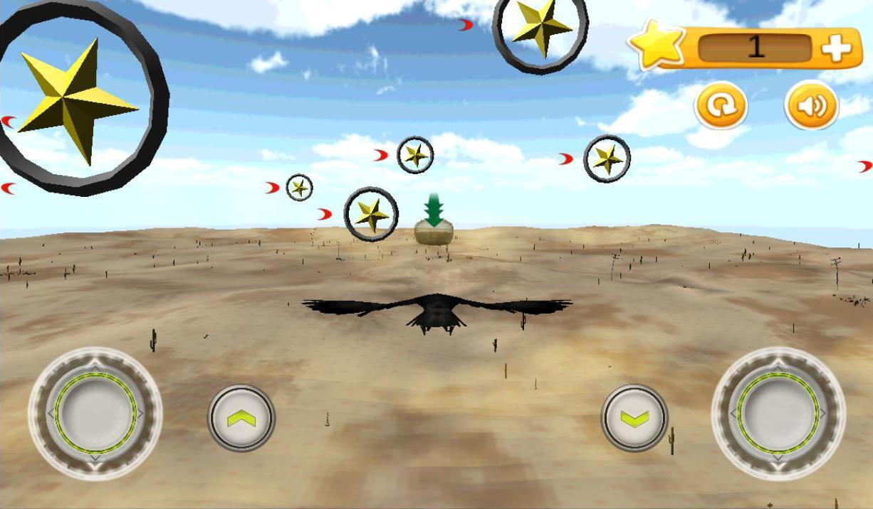 Android Wings Of Desert Screen 5