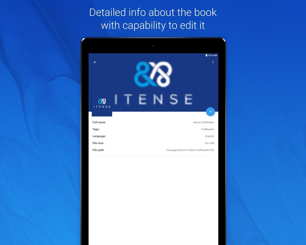 FullReader – e-book reader 4.0.4 Screen 10