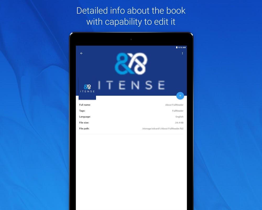 FullReader – e-book reader 4.0.4 Screen 10