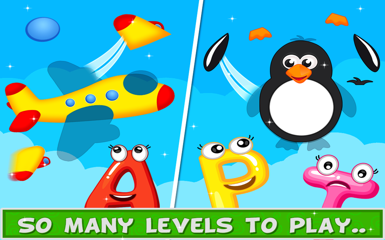 Kids Letters Learning - Educational Game for Kids 1.0.1 Screen 3