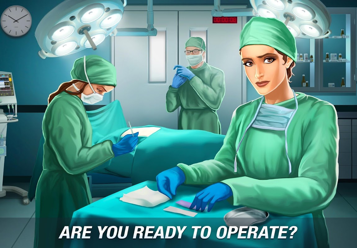 Operate Now: Hospital 1.17.6 Screen 4