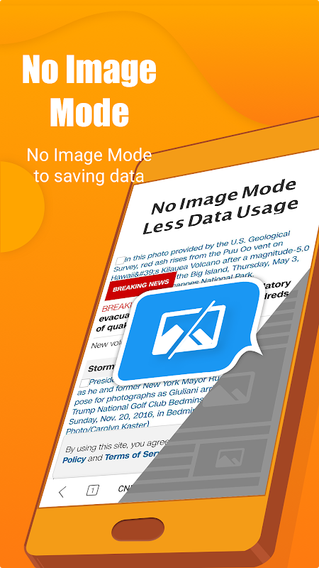 Phoenix browser-Fast browsing & Data saving V9.9.9 Screen 4
